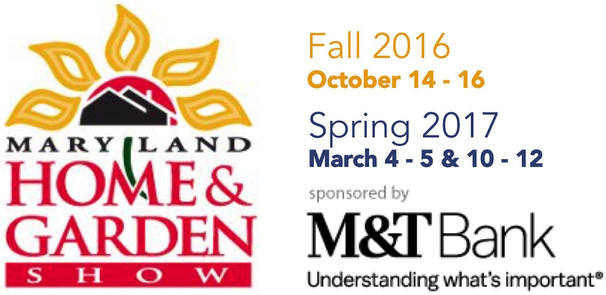 Maryland Home Garden Show Welcome To Maryland 39 S Largest Home Garden Show