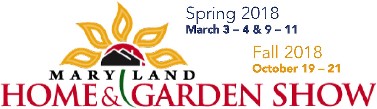 Welcome to Maryland's largest Home & Garden Show!